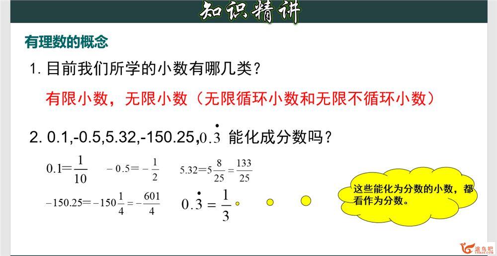 2020-2021学年七年级数学上册教材配套教学课件(浙教版)(等51份资料)全资源百度云下载