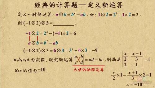 乐乐课堂 中考数学专题-其它 21讲 系列全视频资源百度云下载