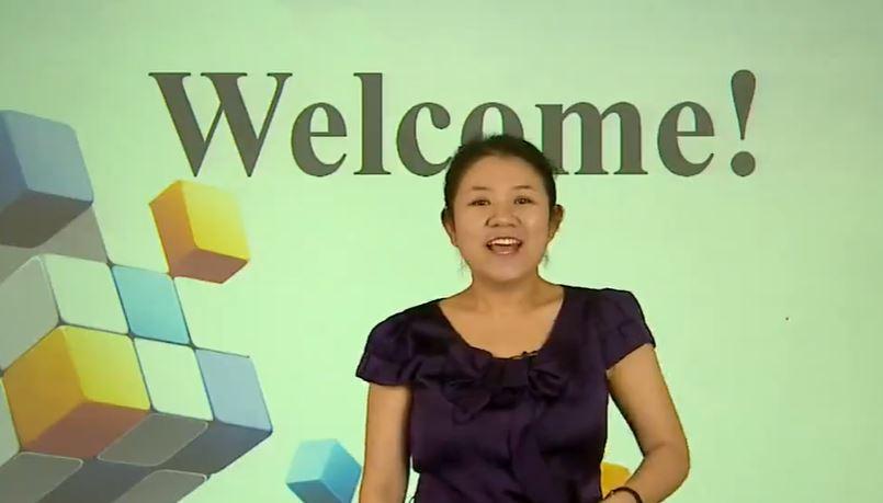 李晶 初中语法专题之初中语法专题之形容词、副词 6讲完结
