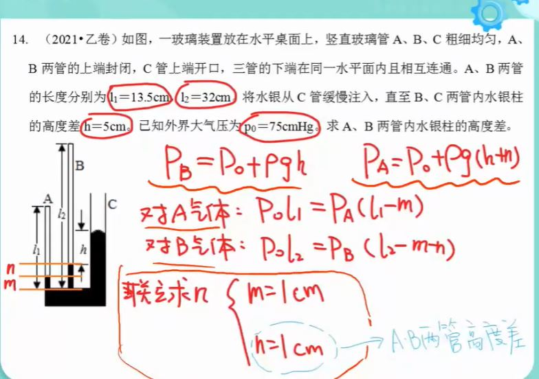 2022届刘贤明高考物理一轮复习暑秋联报 秋季班更新三讲